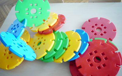 Zajęcia z matematyki z pomocą klocków LEGO